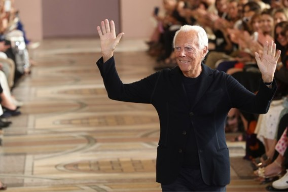Giorgio Armani krijgt belangrijke modeprijs