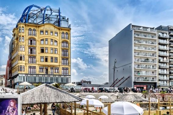 Historisch hotel op zeedijk van Blankenberge wordt afgebroken
