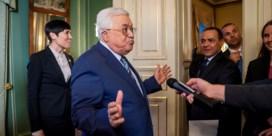 Palestijnse president wil geen nieuwe regering-Netanyahu