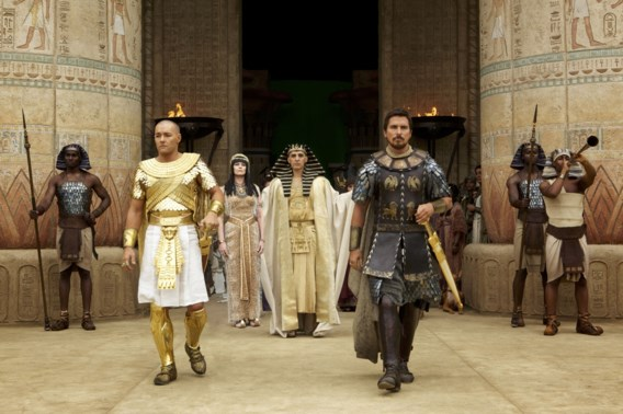 Vanavond op tv: Christian Bale in de voetsporen van Mozes
