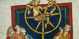 Middeleeuws skelet lijkt slachtoffer van radbraking