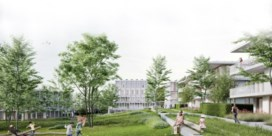 Nieuwe school en bibliotheek en ruim honderd woningen