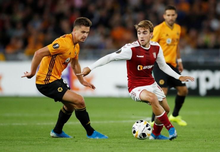 EUROPA LEAGUE. Crasson en Dudelange stunten dankzij Antwerp-flop, Arsenal doet gouden zaak, gekke uitslag in Duitsland