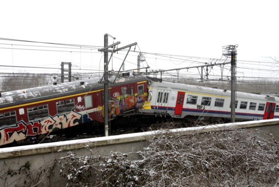 NMBS: 'Treinbestuurder Buizingen moet vrijgesproken worden'