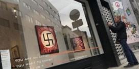 Ophef om hakenkruis in Brusselse kunstgalerij