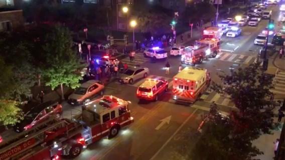 Dode en vijf gewonden bij schietpartij in Washington DC