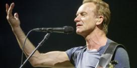 Driekwart van Sting-publiek vraagt zijn geld terug