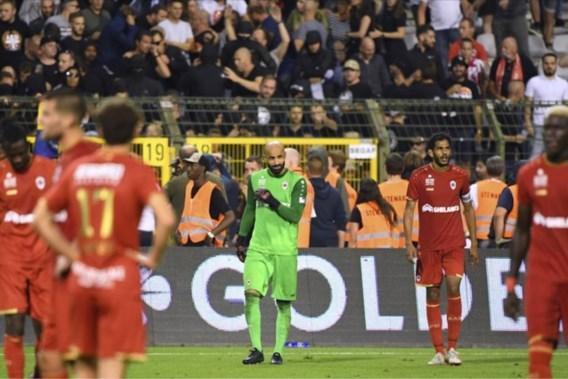 Antwerp krijgt fikse straf na ophef in Europese uitschakeling tegen AZ, Bolat geschorst