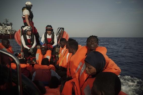 Libische migrant doodgeschoten voor ogen VN-staf