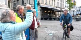Spitstest wijst uit: fiets is 's ochtends het snelst in Aalst
