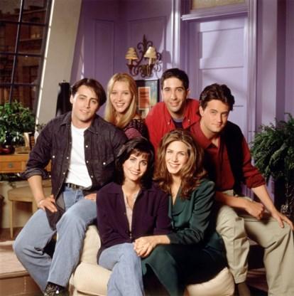 Friends 25 jaar later: razend populair, en soms gewoon flauw