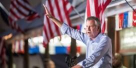 Bill de Blasio zet punt achter presidentscampagne