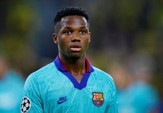 """Piepjong supertalent van FC Barcelona mag voor Spanje voetballen en krijgt lof van legende: """"Hij maakt nu al het verschil"""""""