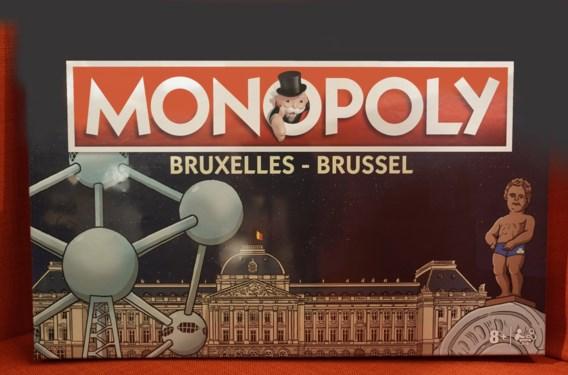 Manneken Pis moet broek dragen op Brusselse Monopoly-speldoos