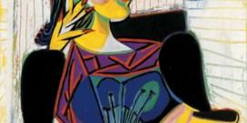 'Portret van Dora Maar' (1937)