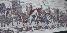 Nieuw tapijt in Bayeux nog langer dan origineel
