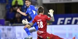 Genk wint weinig overtuigend met 3-1 van Oostende
