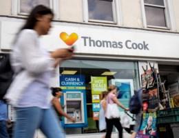Thomas Cook zet met onmiddellijke ingang alle Britse activiteiten stop