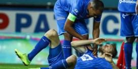 AA Gent kan tegen Zulte Waregem opnieuw niet winnen op verplaatsing