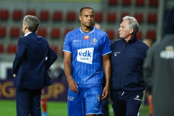 Vadis Odjidja riskeert geschorst te zijn tot en met topper tegen Club Brugge na rode kaart