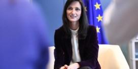 Geen 'wetenschap' op naamkaartje bevoegde eurocommissaris