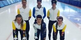 """Bart Swings en Belgische delegatie trekken via Salt Lake City en Berlijn schaatswinter in: """"Alles kunnen doen wat we wilden"""""""