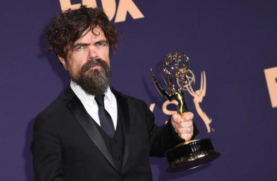 'Game of thrones' krijgt Emmy voor beste dramareeks, 'Fleabag' beste komedie