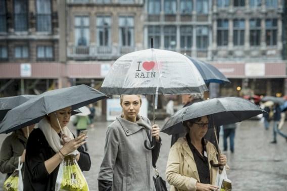 Topweek voor liefhebbers van regen