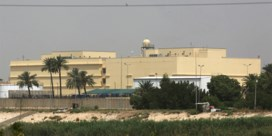 Twee raketten slaan in bij Amerikaanse ambassade in Bagdad