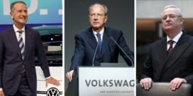 Dieselgate: Duits gerecht opent ook jacht op huidige VW-top