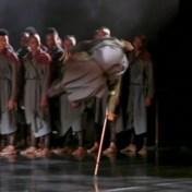 Danser op een been maakt indruk