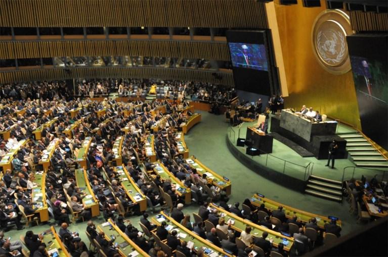 Trump kritisch voor Iran en China in toespraak aan VN