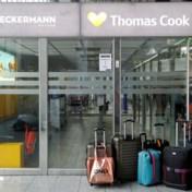 Op reis gaan met Thomas Cook zit er voorlopig niet in