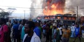Triggert racisme rellen in Papoea?
