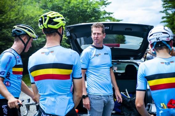 Belgen arriveren dinsdag in teamhotel op WK wielrennen