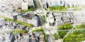 Zenne krijgt weer ruimte in Brussel-Stad