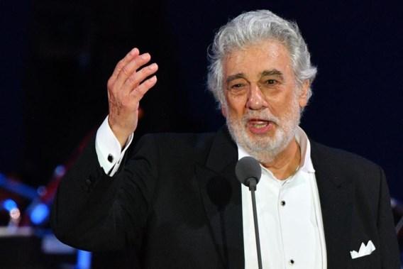 Plácido Domingo weg bij Met Opera