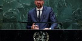 Michel voor de VN: 'Nog niet verlost van IS-terrorisme'