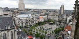 Heraanleg Groenplaats in Antwerpen uitgesteld