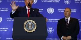 Amerikaans inreisverbod voor Iraanse regering
