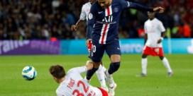 Thomas Foket wint het duel van Neymar: PSG verliest verrassend in eigen huis