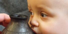 Ook in de prehistorie kregen baby's al de fles