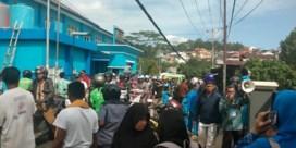 Indonesië getroffen door krachtige aardbeving