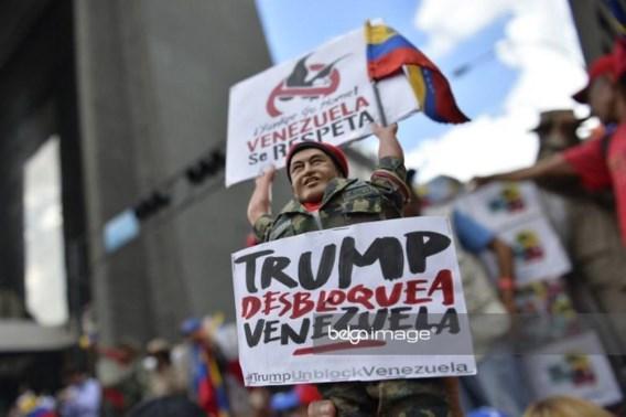 Amerikaanse en Europese sancties tegen Venezolaanse functionarissen