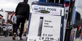 Vape-angst in VS: Massachusetts bant tijdelijk alle e-sigaretten