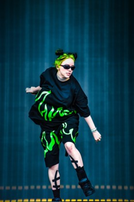 Werchter Boutique organiseert extra festival voor Billie Eilish
