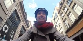 In deze waanzin wagen fietsers hun leven