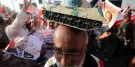 Egypte belooft geweld