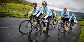 Delicate missie op 'Belgisch parcours'