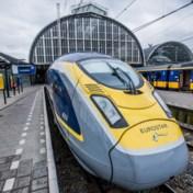 Eurostar en Thalys haken wagons aan elkaar